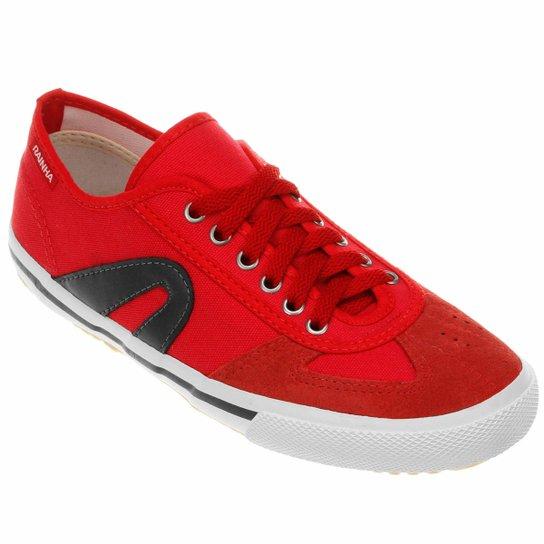4f97e5b2459 Tênis Rainha VL 2500 - Vermelho e Preto - Compre Agora