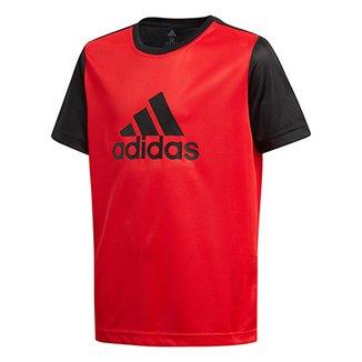 e28439e908 Camiseta Infantil Adidas Masculina