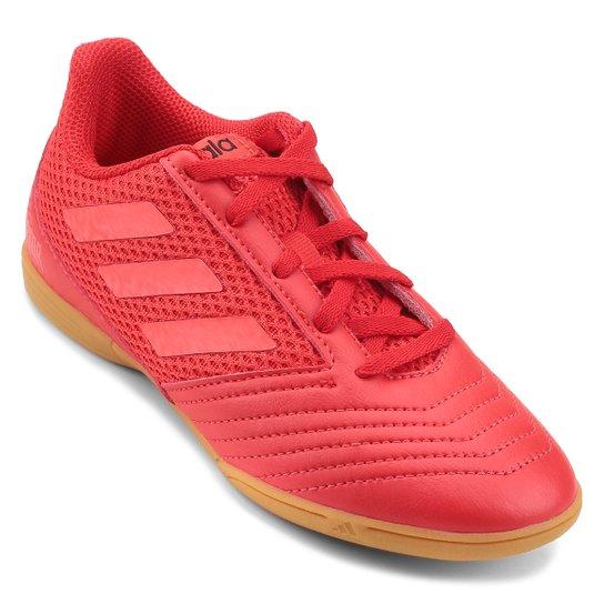 Chuteira Futsal Infantil Adidas Predator 19 4 IN - Compre Agora ... 962311a80a29a