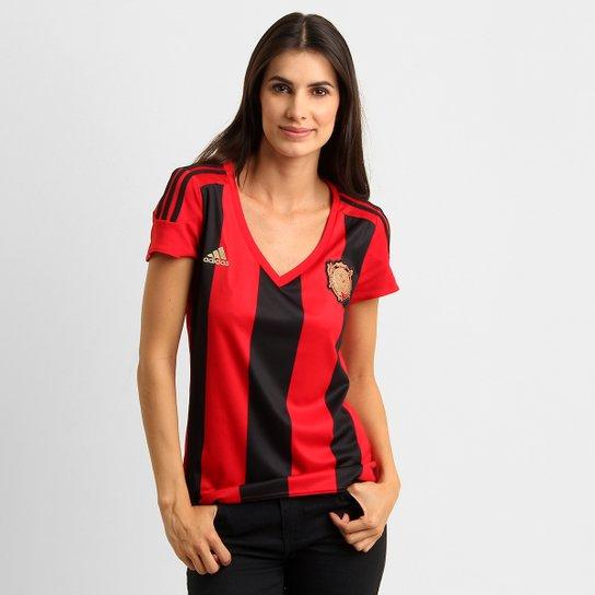 ca16b2f2d Camisa Feminina Adidas Sport Recife I 15 16 s n° - Compre Agora ...