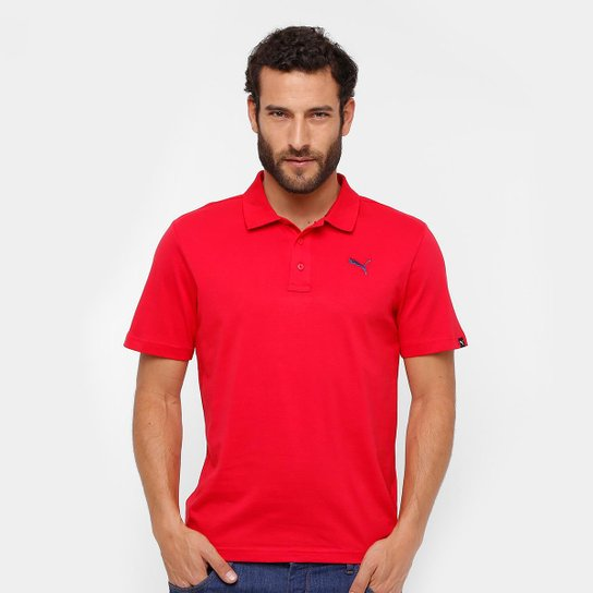 1ae73ba290 Camisa Polo Puma Ess Jersey Masculina - Compre Agora