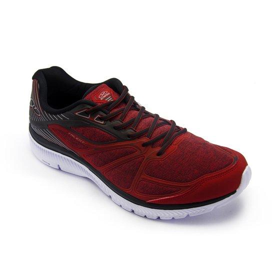620af9f336 Tênis Olympikus Talent - Vermelho e Preto - Compre Agora