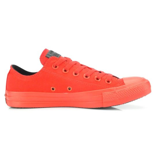 390e725792f Tênis Converse All Star Ct As Couples Ox - Vermelho+Preto