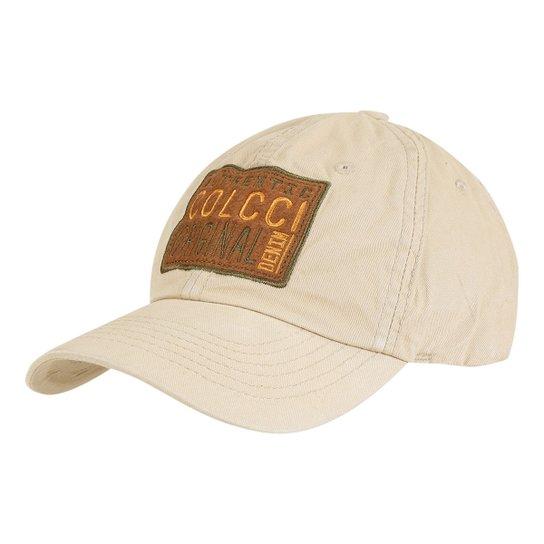 Boné Colcci Aba Curva Patch Masculino - Compre Agora  f8da75c15e4