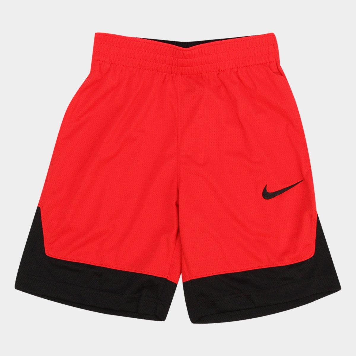 Bermuda Infantil Nike Core Basketball Masculina