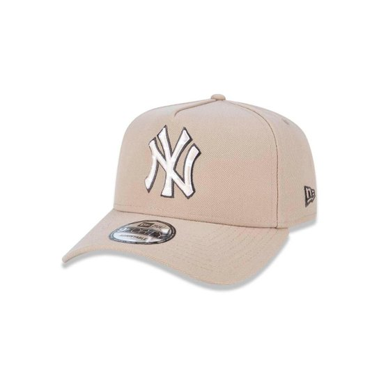 Boné 940 New York Yankees MLB Aba Curva Snapback New Era - Compre ... 88aa9f61e74