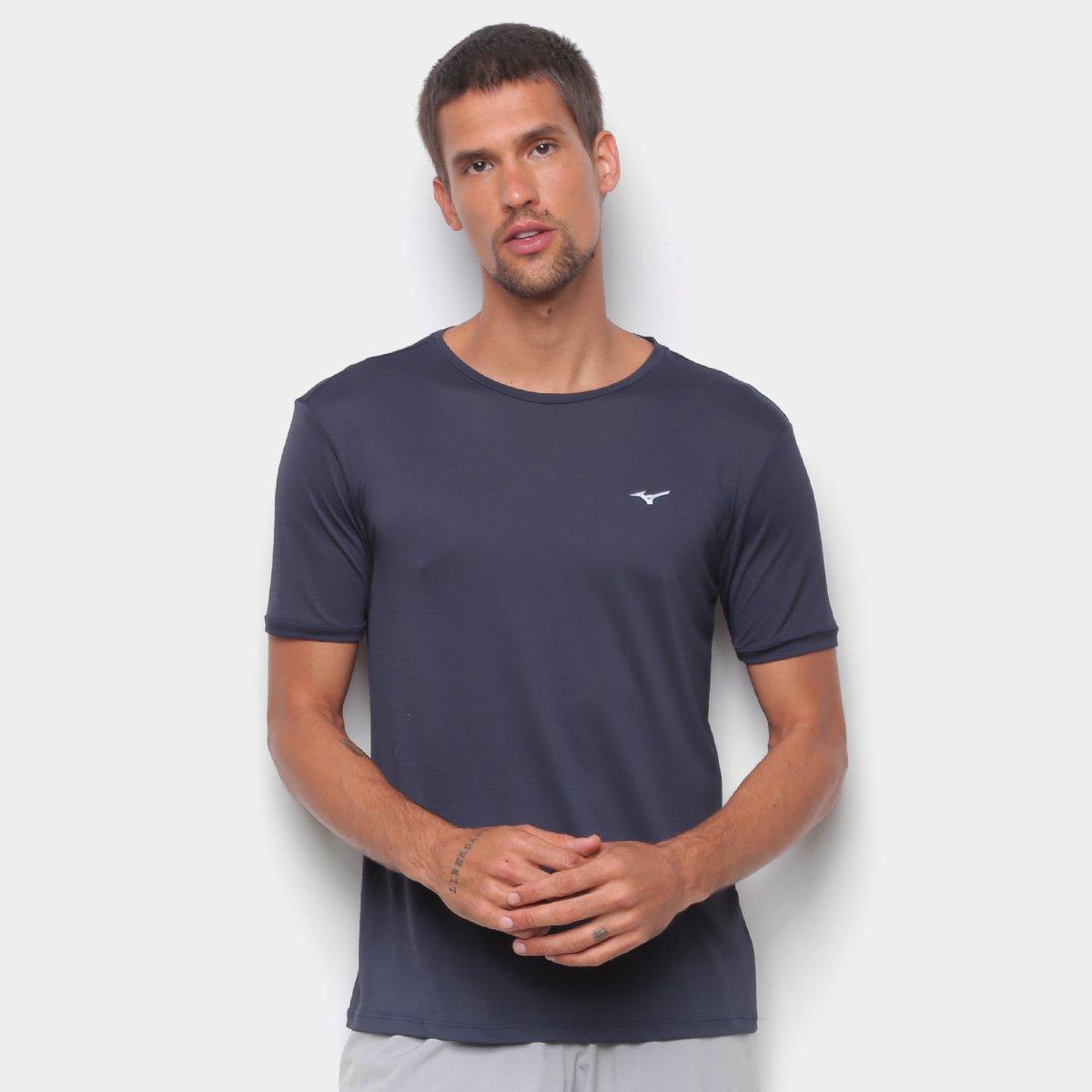 Camiseta Mizuno Nirvana Poliamida 2 Masculina