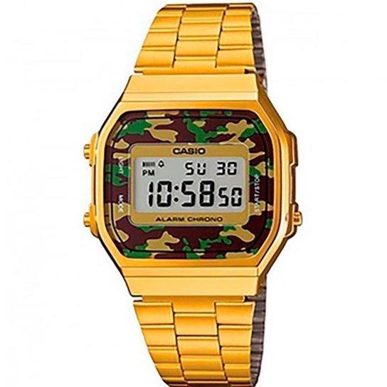 edc8670caea Relógio Vintage Military Casio - Compre Agora