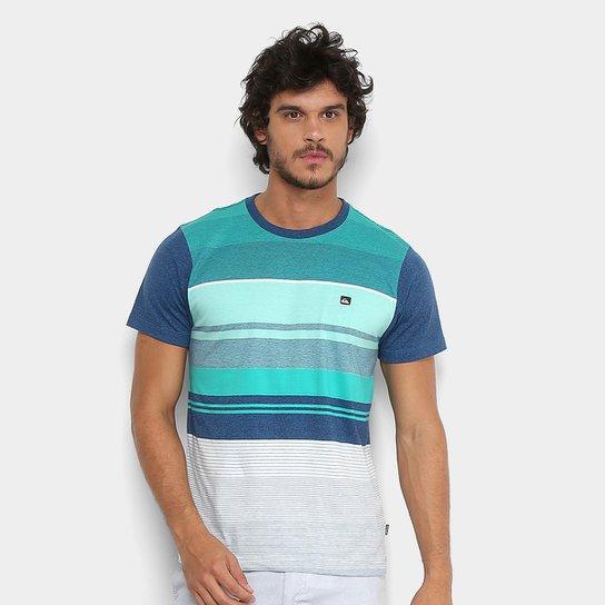 adfba021f2 Camiseta Quiksilver Eye Masculina - Compre Agora