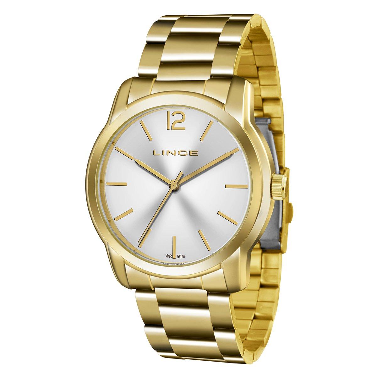 Relógio Lince Analógico LRG4447LS2KX Feminino