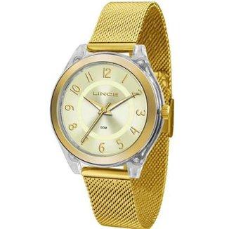 e735eedaedd Relógio Feminino Lince Lrg4432p C2kx Acrílico