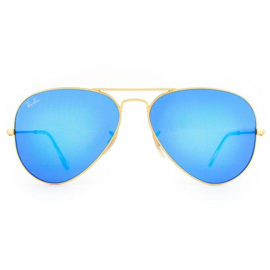 Óculos de Sol Ray Ban Aviador RB3025L 112 17-58 Feminino - Compre ... 81219b12ed
