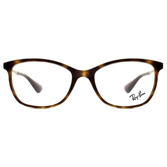 Armação Óculos de Grau Ray Ban RX7106L 5999-53 - Compre Agora   Zattini a69b88bef7