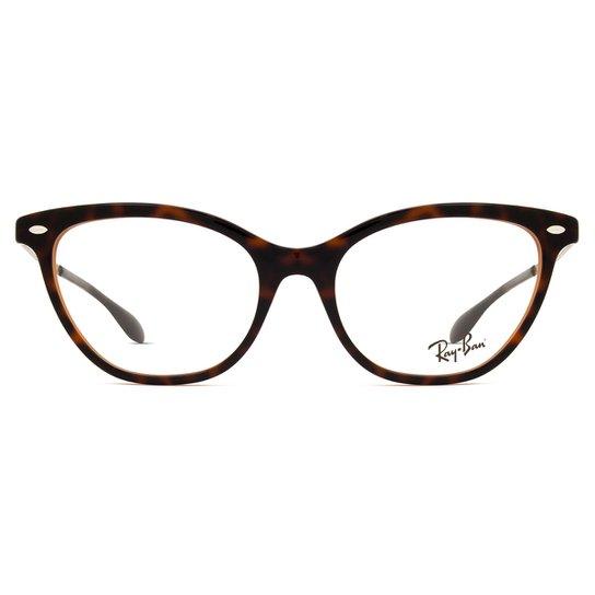 Armação Óculos de Grau Ray Ban RX5360 5713-54 - Compre Agora   Zattini 281eea7890