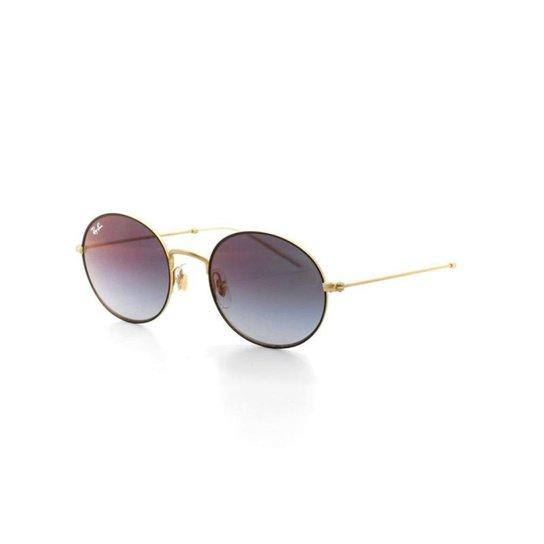 0d9d1de8d1a79 Óculos De Sol Ray Ban Round 3594 T 53 C 9114 U0 Feminino - Compre ...