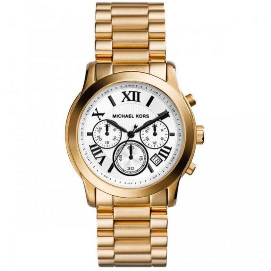 4be43065e7d4e Relógio Michael Kors Mk5916 4Bn - Compre Agora   Zattini