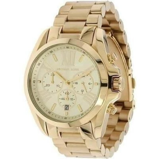 822f164df Relógio Michael Kors - Mk5605/4Dn - Dourado | Zattini