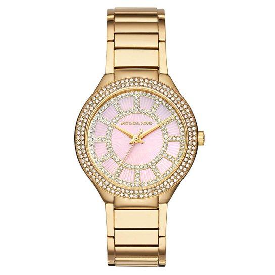 9cd5f52cc Relógio Michael Kors - MK3396/4TN MK3396/4TN - Dourado