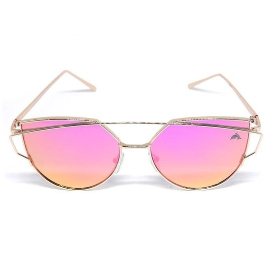 Óculos Cayo Blanco de Sol Gatinho Fashion - Compre Agora   Zattini 2175b1a33c