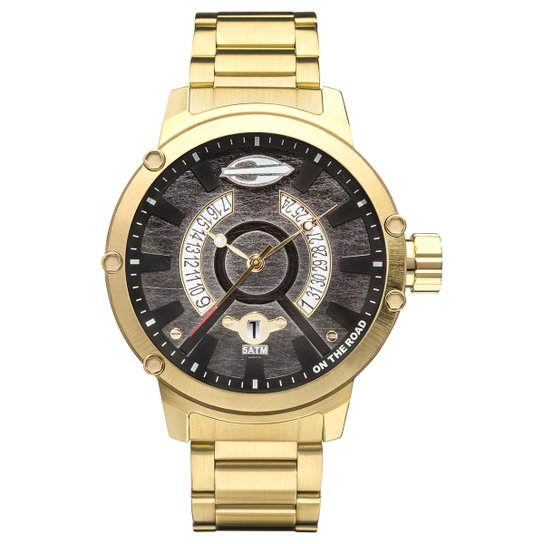 989881117c3 Relógio Mormaii Analógico MO2315AAT-4D Masculino - Compre Agora ...