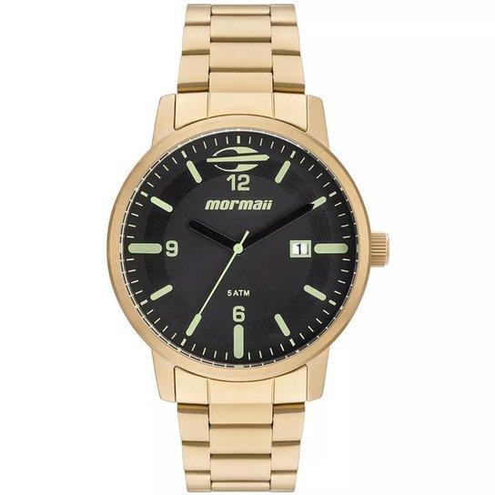 Relógio Mormaii Digital Vintage MOBJ3715B3P Prata Masc - Dourado ... 9d26064fd4