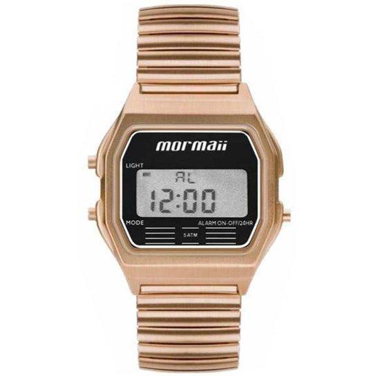 7246fdbc86e Relógio Mormaii Feminino Retro Rose Mojh02ax 4j - Compre Agora