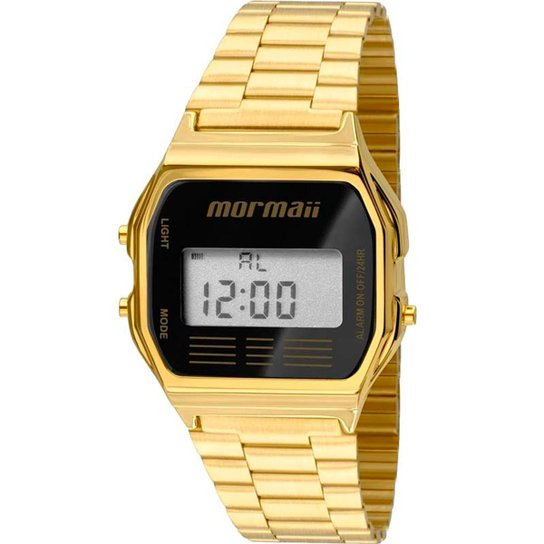 Relógio Mormaii Digital Maui - Compre Agora   Zattini c945716b42