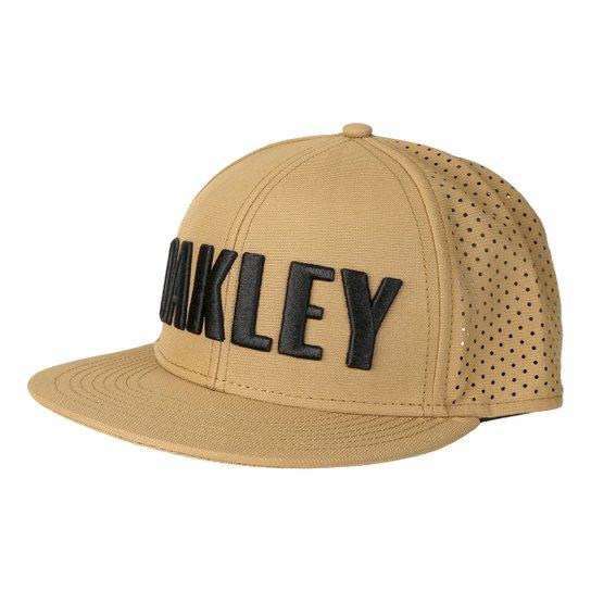 Boné Oakley Aba Reta Mod Perf Hat Masculino - Compre Agora   Zattini 39f1c99e6e