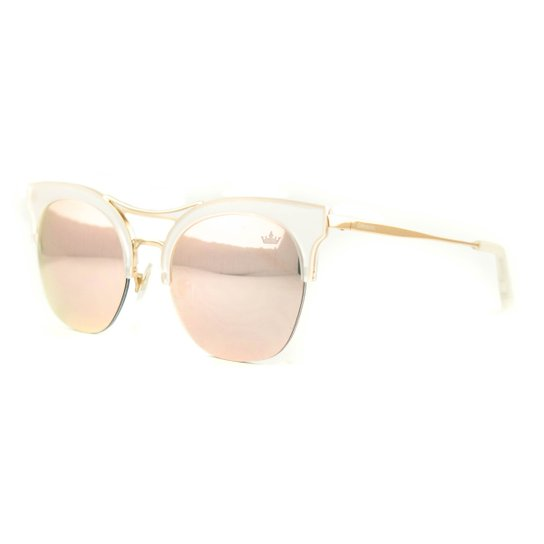 Óculos de Sol Carmim Espelhado - Compre Agora   Zattini d9e52c1075