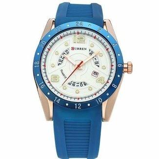 5bc1b78f64c Relógio Curren Analógico