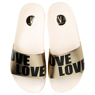 50df7121f0 Chinelo Vizzano Slide Love
