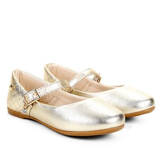 Sapato Infantil Klin Princesa Baby Feminino 732460d025
