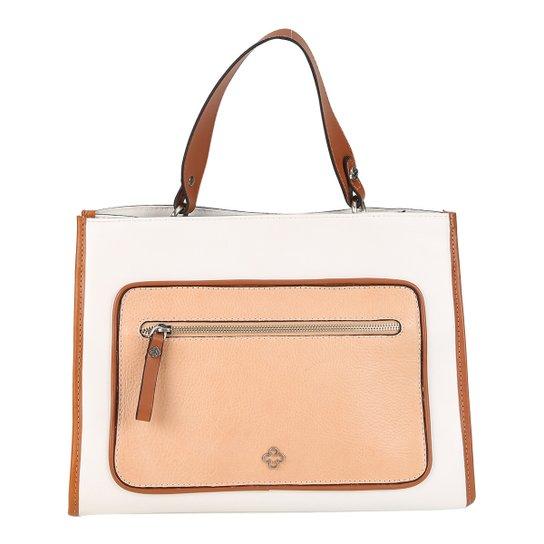 dc783eae2c Bolsa Couro Capodarte Shopper Feminina - Compre Agora