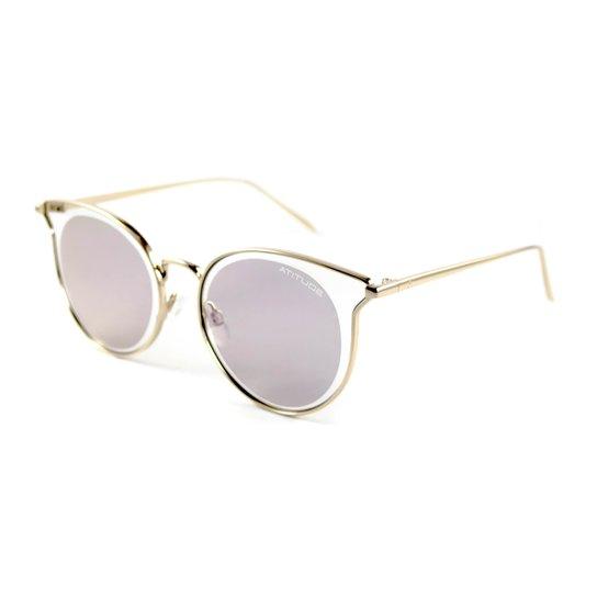 Óculos Atitude - AT3207 04C - Compre Agora   Zattini 01eba28be4