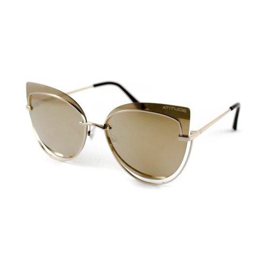 Óculos Atitude - AT3208 04B - Compre Agora   Zattini 0024e119dd