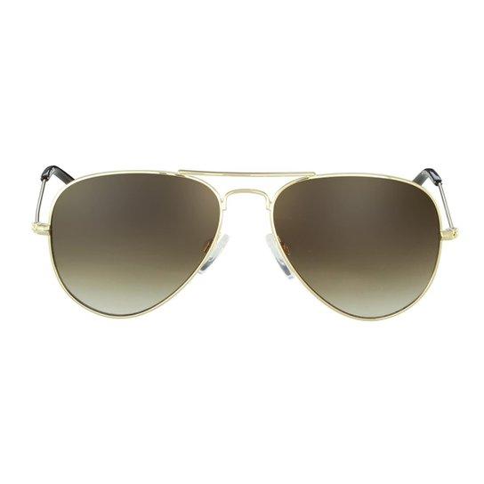 6944e1c9bf368 Óculos de Sol Atitude Aviador - Compre Agora