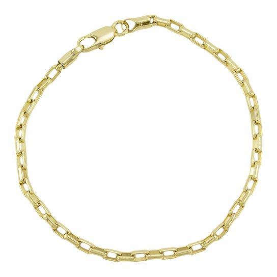 37e8d40f458 Pulseira Tudo Jóias Cartier Folheada A Ouro 18K - Dourado - Compre ...