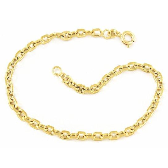 10d00a758fa Pulseira Tudo Joias Cartier Folheada A Ouro 18K - Dourado - Compre ...