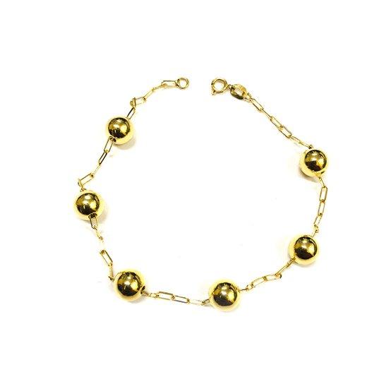 7ab8e71df1d Pulseira Cartier Bola de Ouro - Dourado - Compre Agora