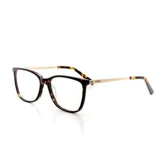 80f0091862e18 Armação De Óculos De Grau Cannes 6625 T 53 C 5 Feminino