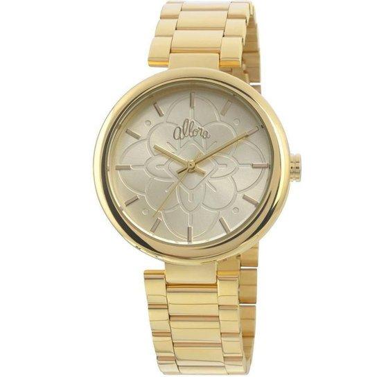 31828a2523e Kit Relógio Feminino Allora Par Perfeito Almar Gêmes - Compre Agora ...