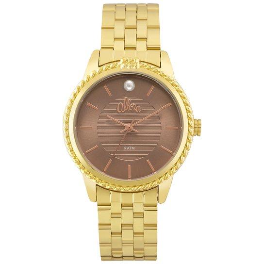 4c462b940e59d Relógio Allora Analógico AL2035FKV Feminino - Compre Agora   Zattini