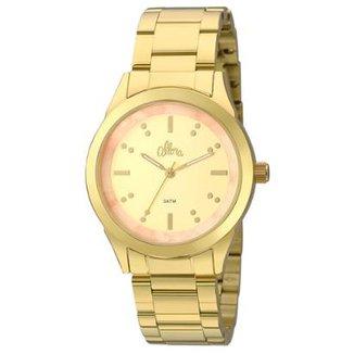 Kit Relógio Allora feminino Marmorizados AL2035FKJ K4T - AL2035FKJ K4T f6cd1b10e8