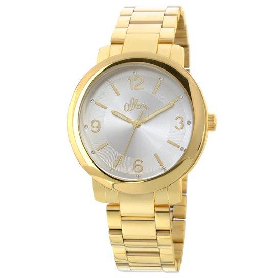 b8b8c26e6b134 Relógio Allora Feminino AL2035EYL K4B - AL2035EYL K4B - Dourado ...