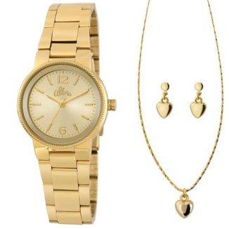 Relógio Allora Feminino AL2035KN 4D AL2035KN 4D 2d362d3d3c