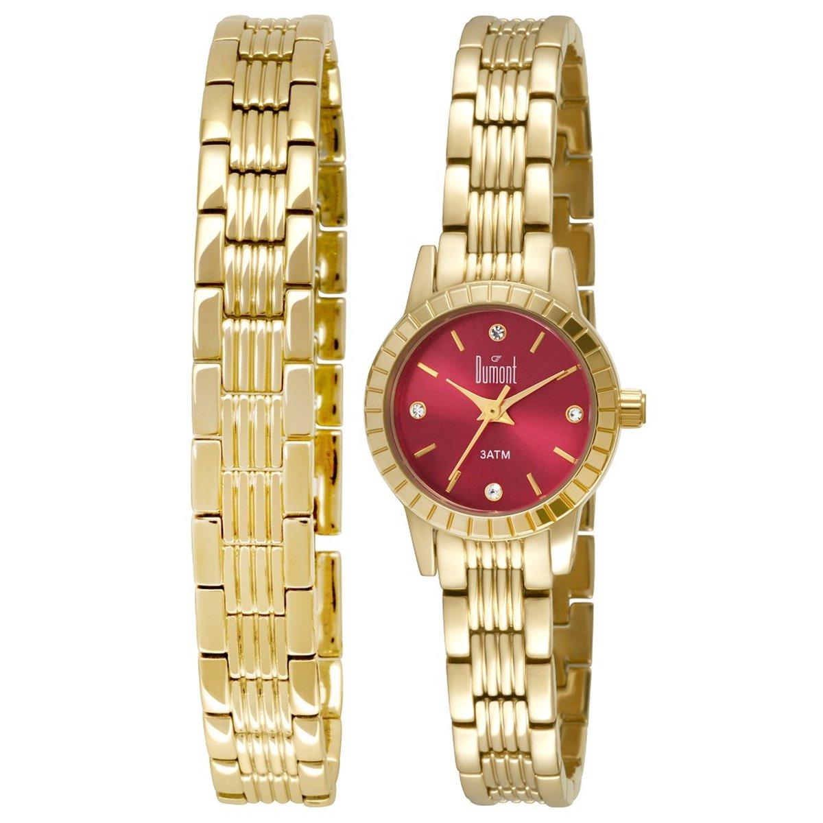 27c254887ad7a Relógio Dumont Feminino Elements - Compre Agora   Zattini