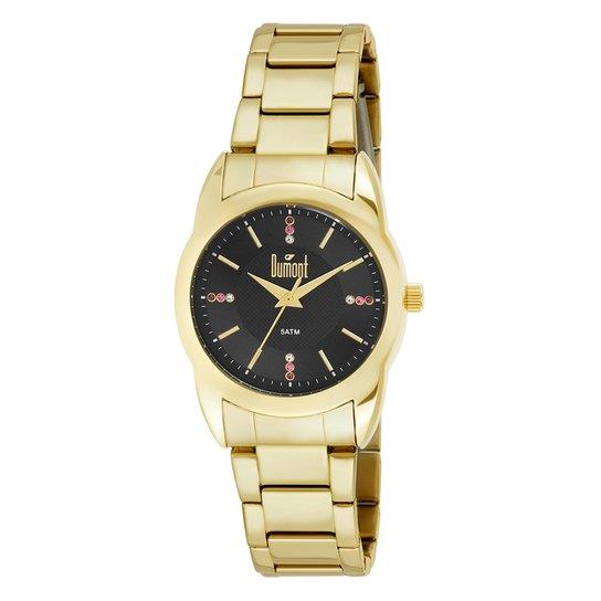 Relógio Dumont Feminino London - Compre Agora   Zattini 4f054414ad