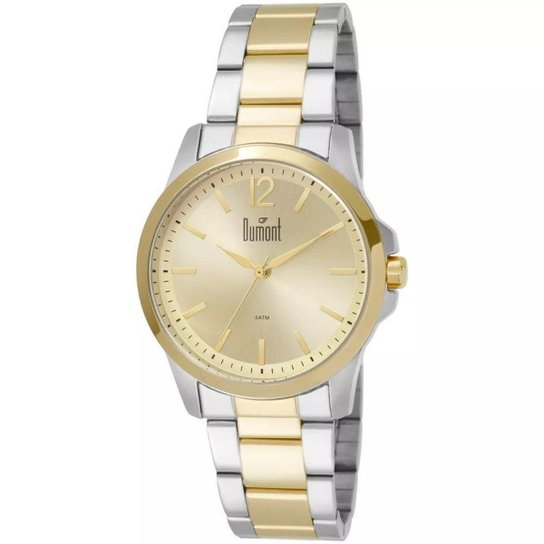 eec4061f96f Relógio Dumont Analógico Feminino - Compre Agora