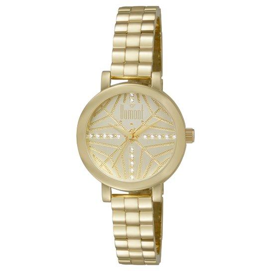 078d497abd6 Relógio Dumont Analógico DU2039LUS4D Feminino - Compre Agora