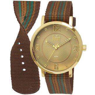 475229563cd Relógio Dumont Analógico DU2036MFD2B Masculino